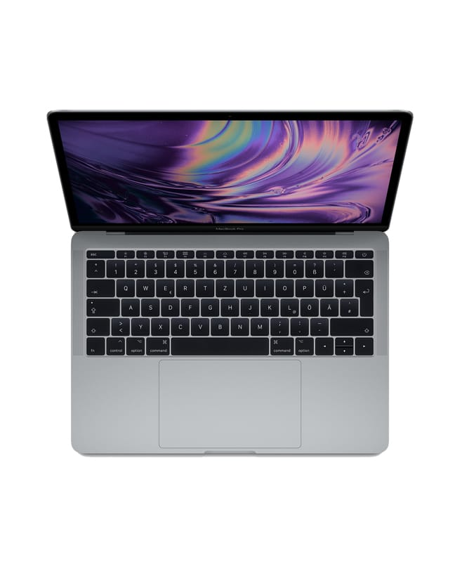 prostore in mainz apple macbook pro 13 mit 128 gb ssd mpxq2d a. Black Bedroom Furniture Sets. Home Design Ideas
