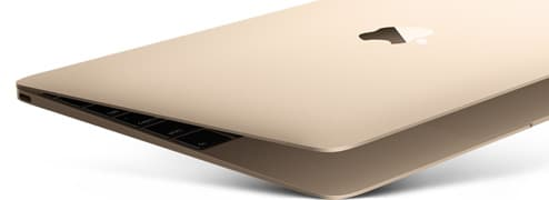 "Apple MacBook 12"" gold"